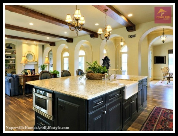 Luxury Homes in Naperville IL - Providing you with the luxury you've been longing for.