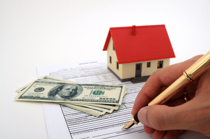 Cash Deposits during the mortgage loan process