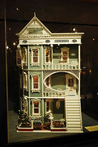 Doll Houses - Did They Lead To My Real Estate Career