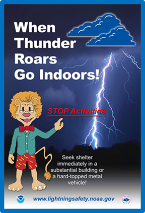 Florida Lightning Safety Tips