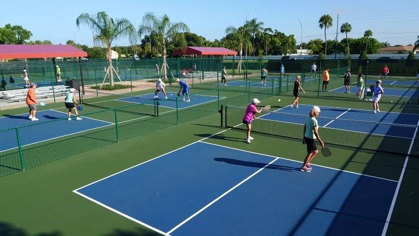 Play pickleball year around in palm beach gardens fl - Palm beach gardens tennis center ...