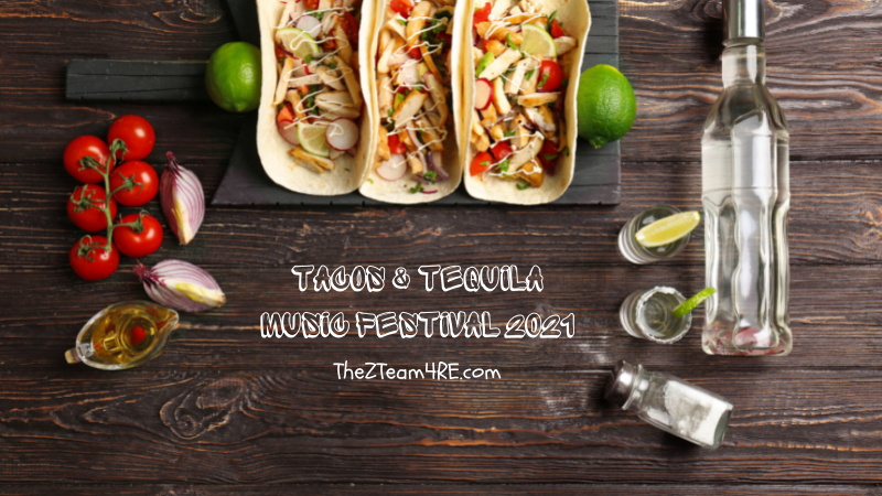 Do you like tacos? Do you like tequila? Do you like listening to live music? Then head over to the Ventura County Fairgrounds this weekend for the Tequila and Taco Music Festival 2021!