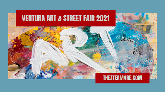 Help support local artisans as they showcase their craft at the Ventura Art and Street Festival 2021 in Ventura Harbor Village.