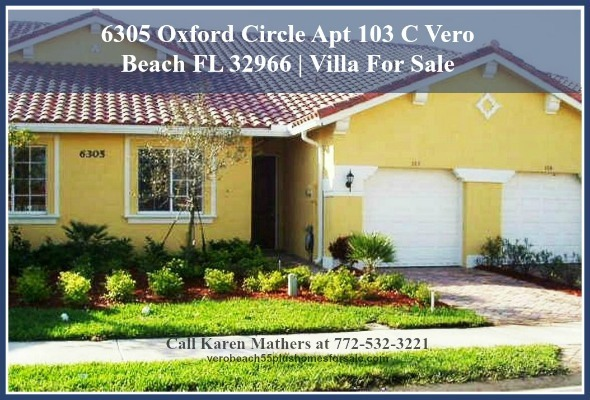 Enjoy luxury, comfort, and convenience in this gorgeous Woodfield condo for sale in Vero Beach 55 plus communities.