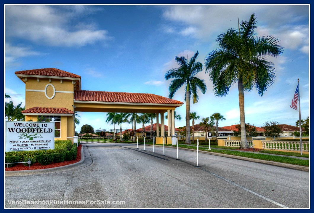 Spend a life full of relaxation in the gated communities of Vero Beach Florida.