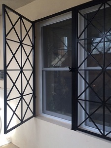 Decorative Window Bars and Grilles
