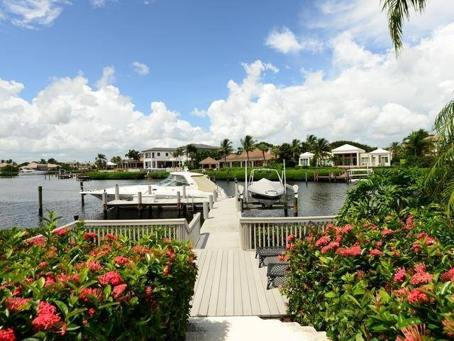 Admirals Cove Waterfront Homes for Sale