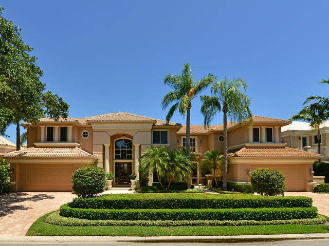 Jupiter Golf Course Homes