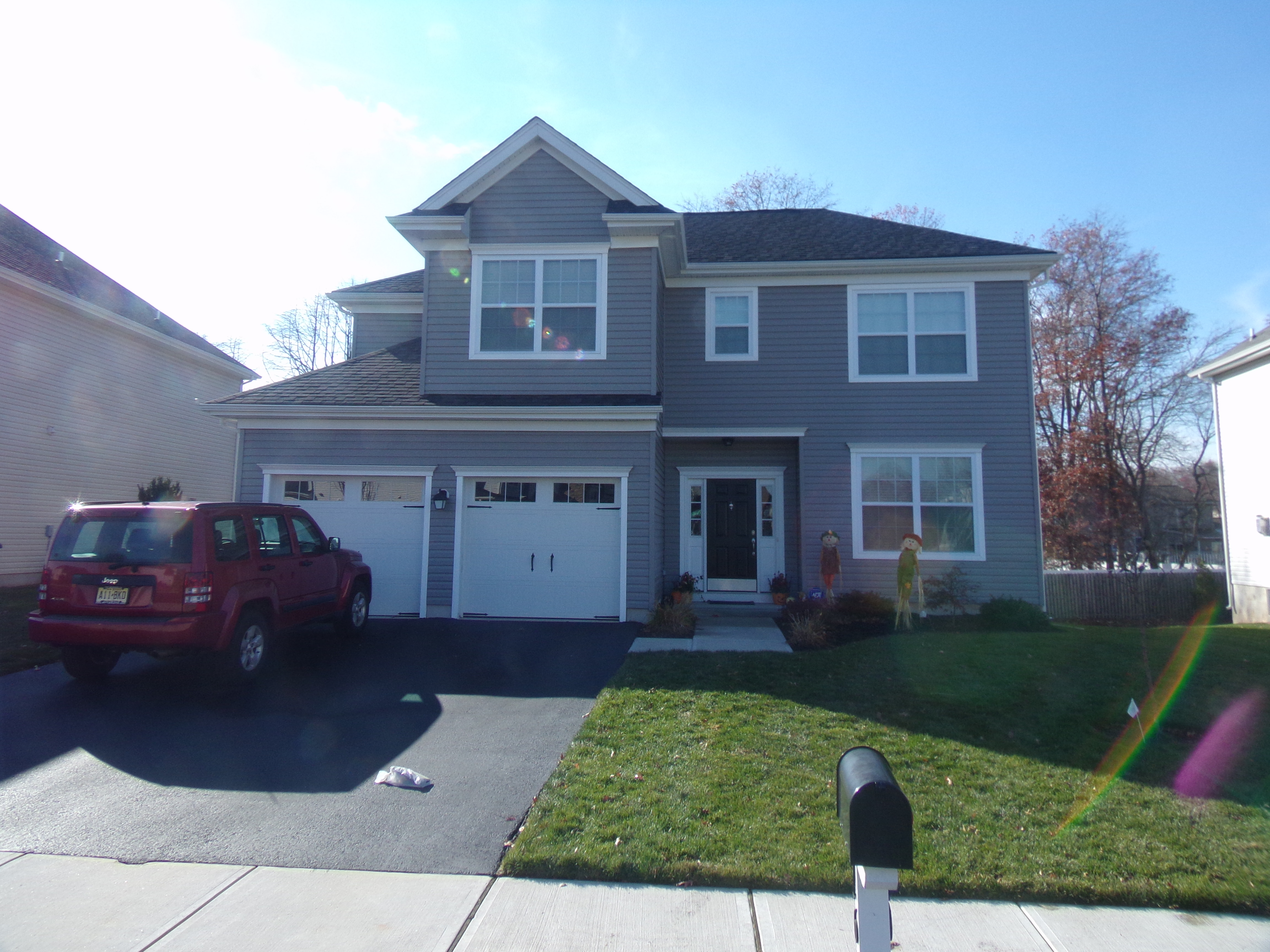 3 bedroom 2 5 bath homes at the heritage in piscataway new for Modern homes nj