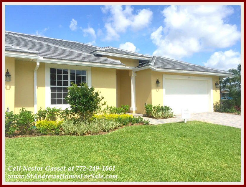 brand new home in port st lucie fl for sale