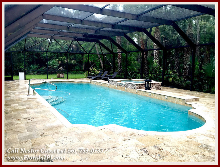 Equestrian Homes For Sale in Fox Trail Loxahatchee FL - 1154 Clydesdale Dr Loxahatchee FL 33470 - Heated Pool With Salt Water System