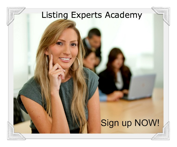 Listing Experts Academy Katerina Gasset Real Estate Listing Agent Training, Real Estate agent broker coaching consulting, SEO for agents