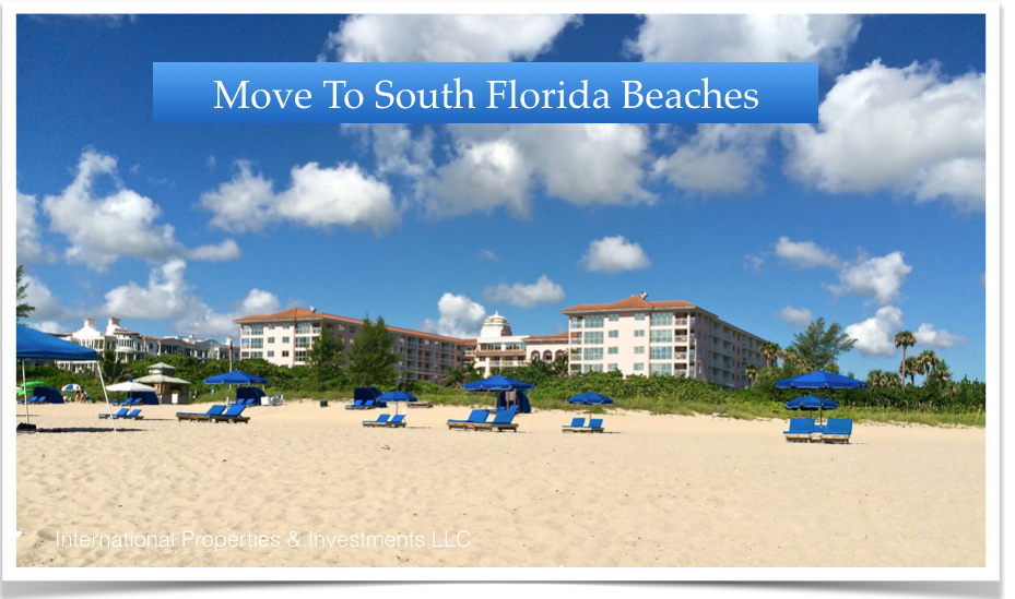 Second home | Vacation Home Buyers Move to South Florida