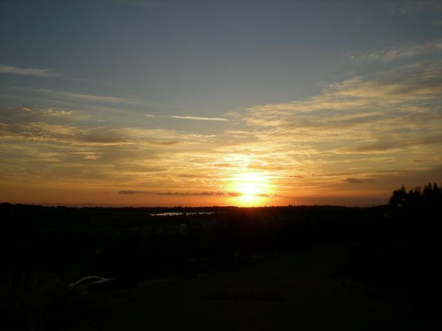 Sunset at Surry Lane