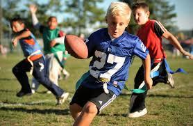 El Dorado Hills Youth Flag Football Registration-calling ...