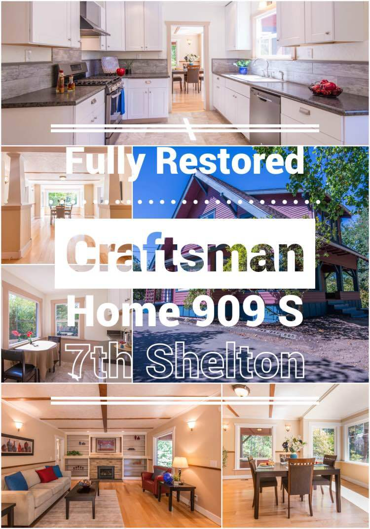 909 S 7th Shelton Washington