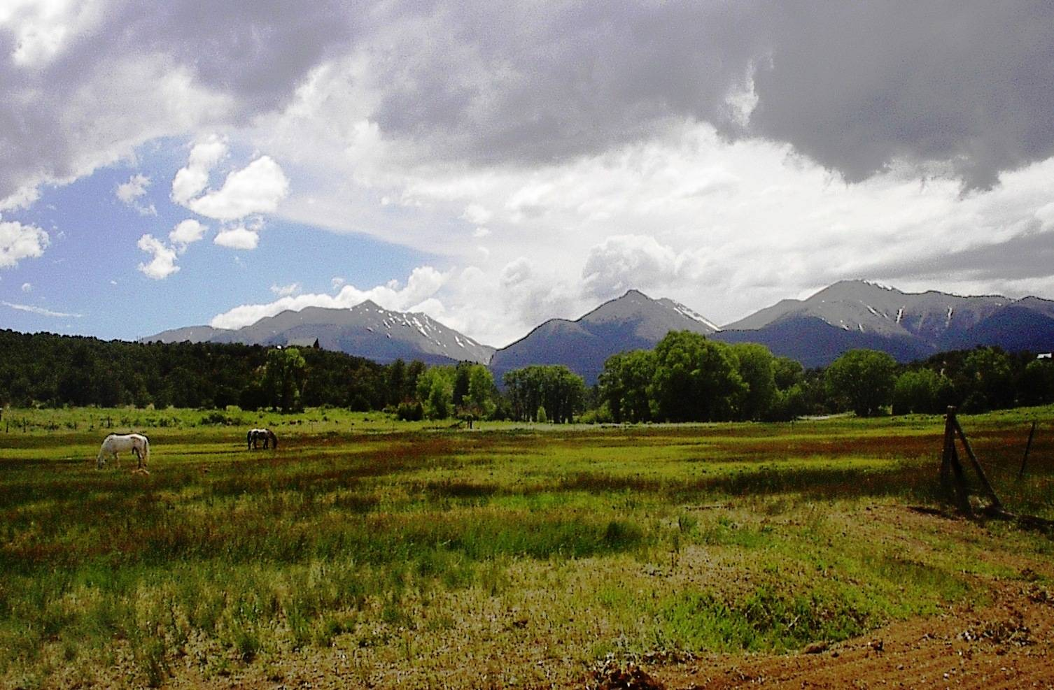 Picture Of Mt. Antero