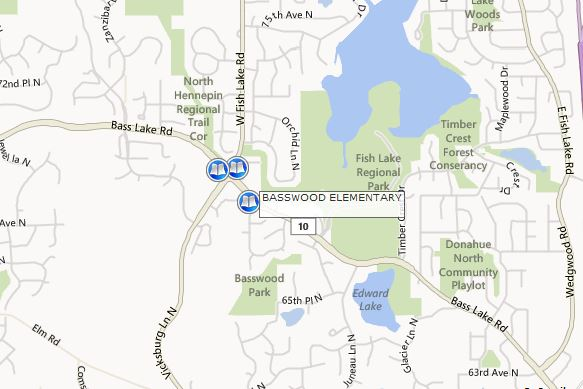 Homes For Sale Near Basswood Elementary Maple Grove Mn