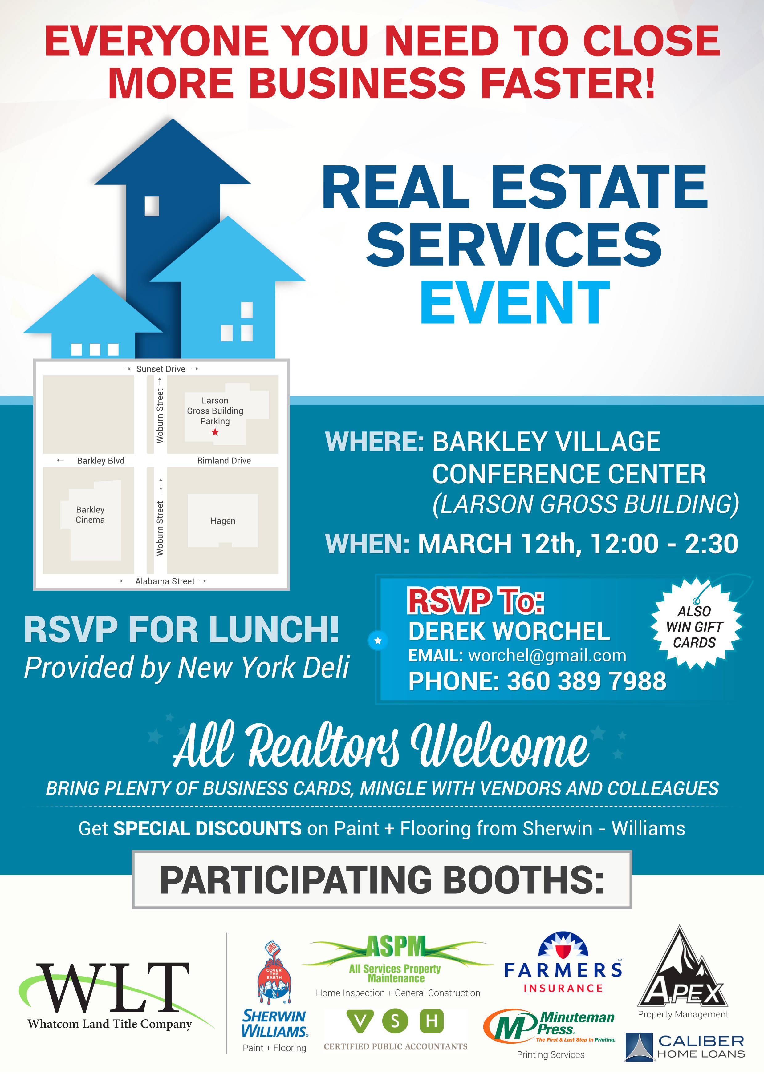 Real Estate Services Event - Whatcom County