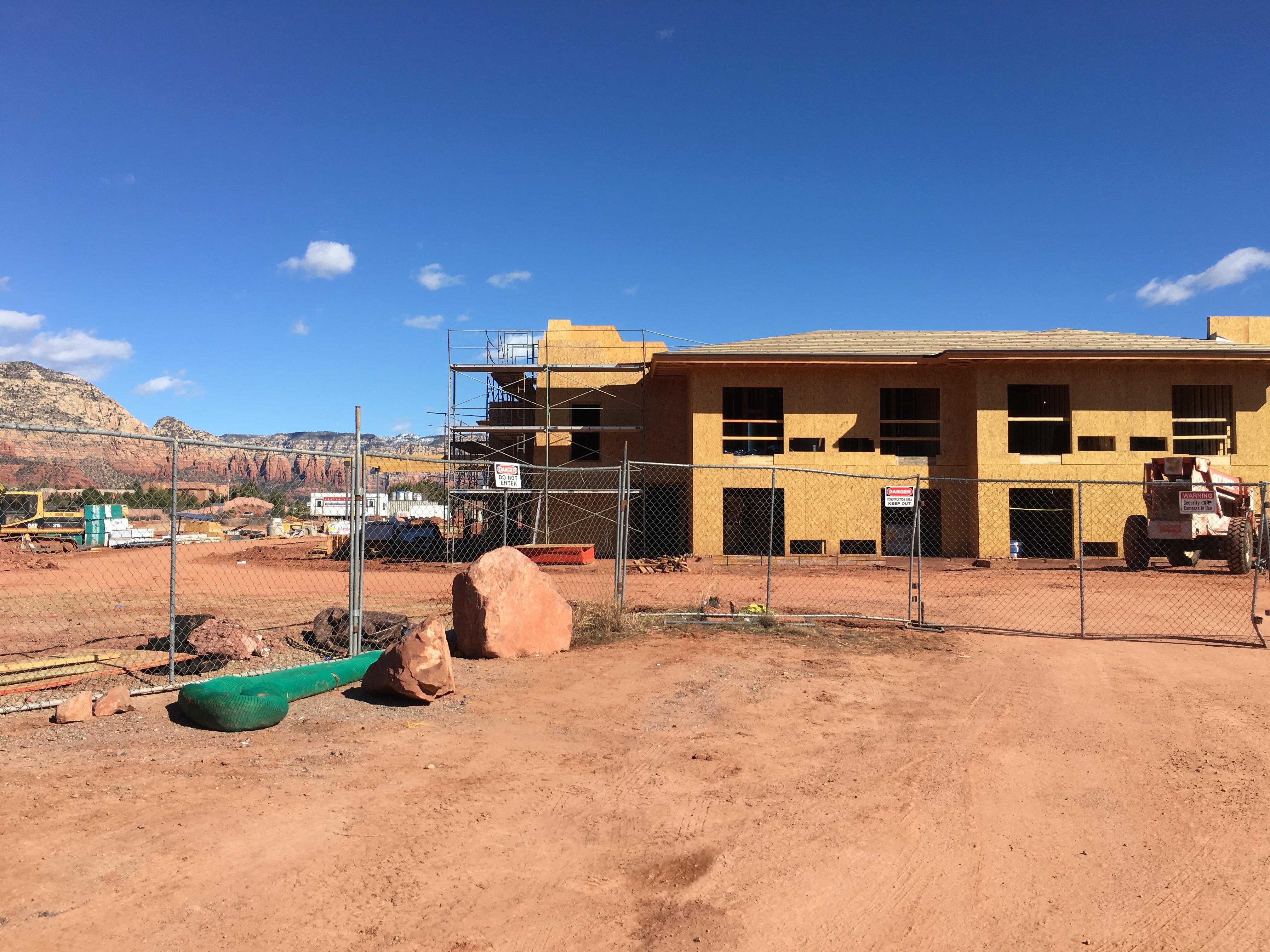Sunridge Properties Plans 120 Room Marriott Courtyard in Sedona ...