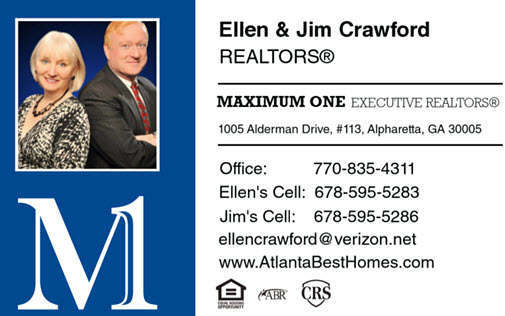 Maximum One Executive Realtors Alpharetta GA