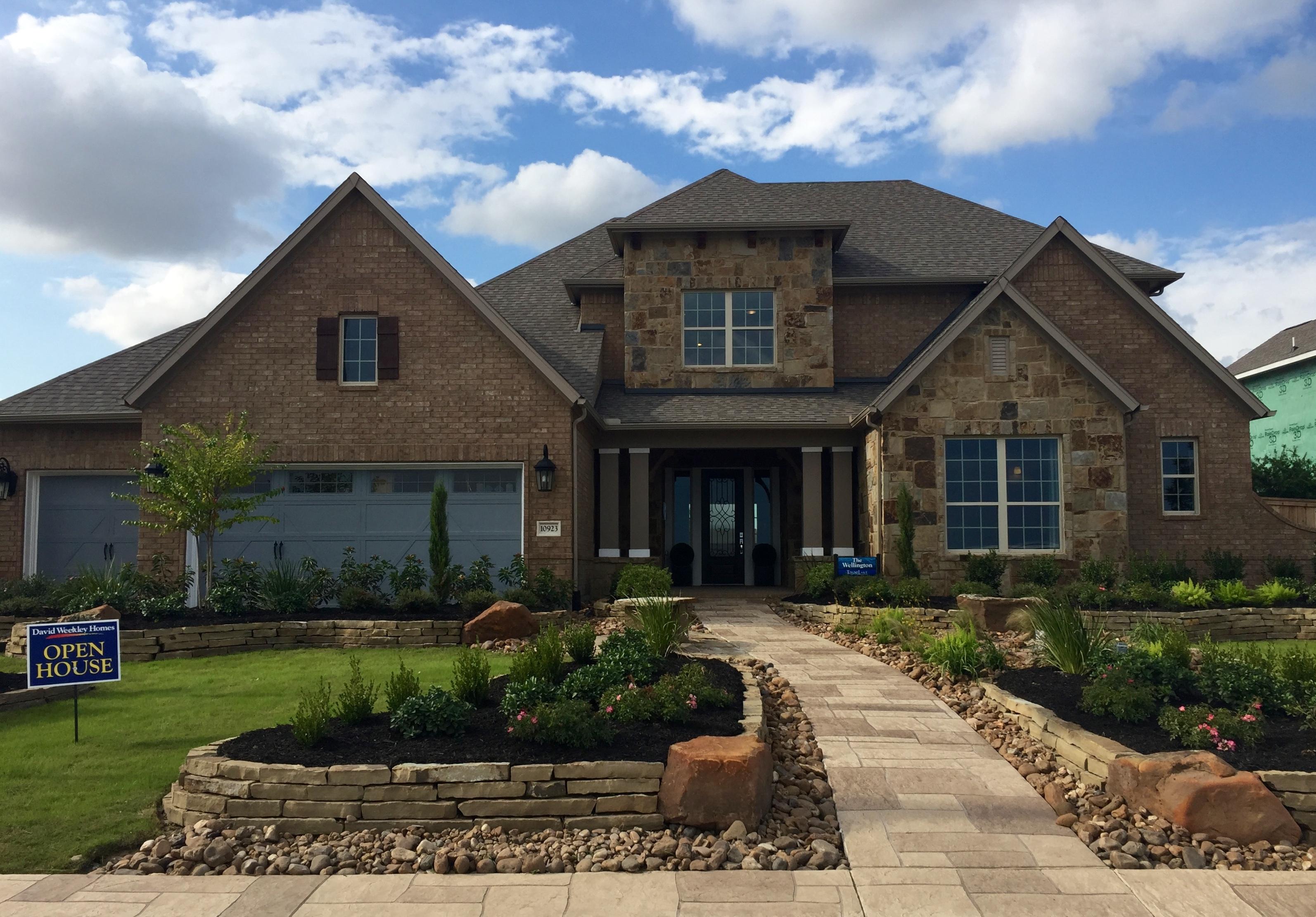 Silver Ranch David Weekley Homes