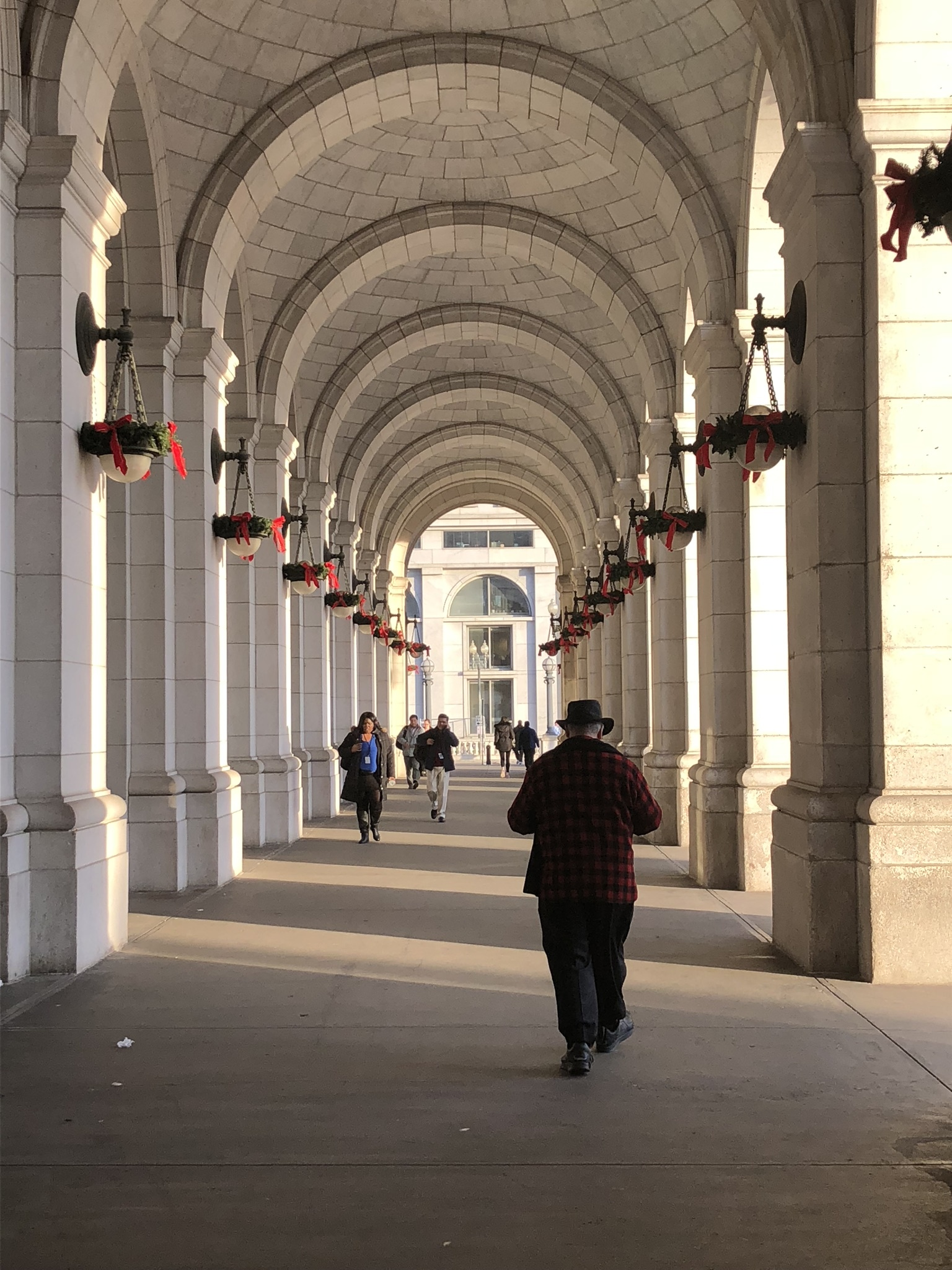 Union Station Dec 2017
