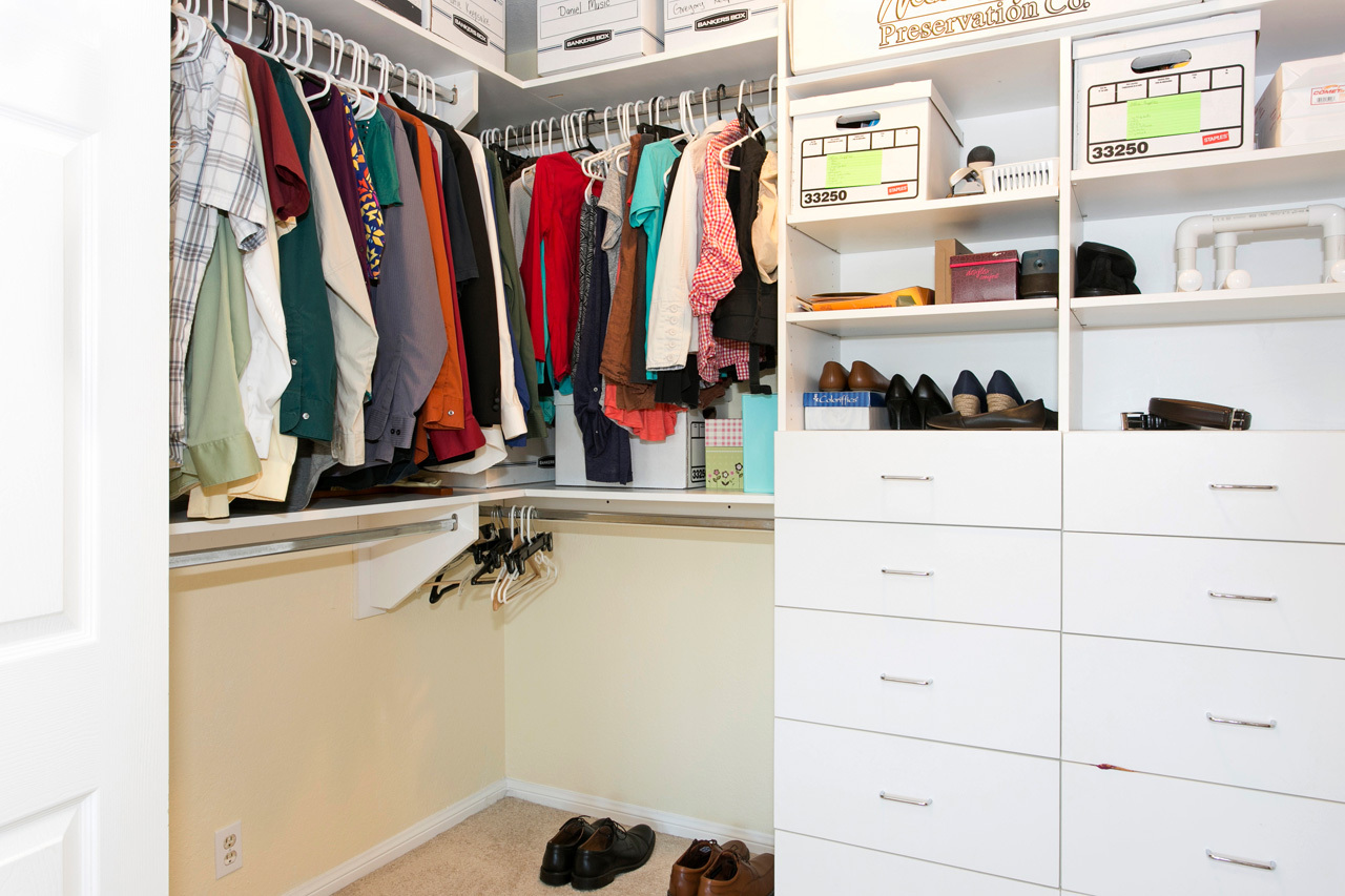 Fha faq bedroom no closet - Mission Viejo 3 Bedroom Home For Sale Walk In Closet Built In Shelves