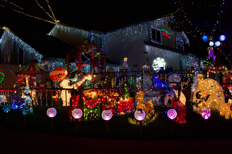 Mission Viejo Holiday Christmas Lights