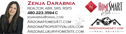 Zenja Darabnia - Arizona Real Estate Agent